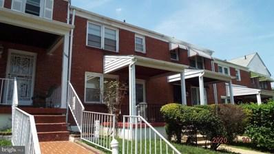 1510 Kenhill Avenue, Baltimore, MD 21213 - #: MDBA518914