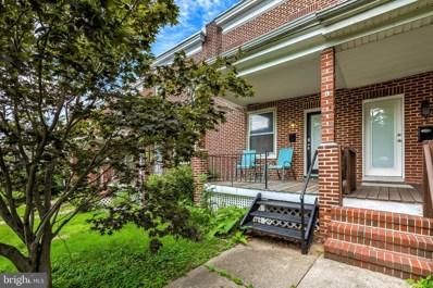 3134 Chestnut Avenue, Baltimore, MD 21211 - #: MDBA518938