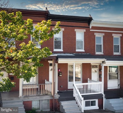 517 W 28TH Street, Baltimore, MD 21211 - #: MDBA519022