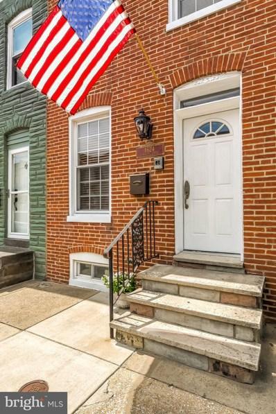 1624 Clarkson Street, Baltimore, MD 21230 - #: MDBA519034