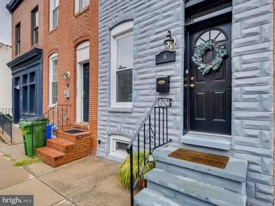 4 W Barney Street, Baltimore, MD 21230 - #: MDBA519068