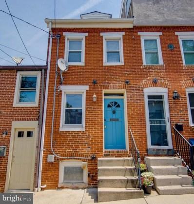 1213 Durst Street, Baltimore, MD 21230 - #: MDBA519176