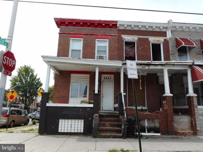 2543 E Biddle Street, Baltimore, MD 21213 - #: MDBA519242