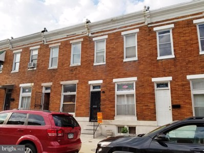 2141 Penrose Avenue, Baltimore, MD 21223 - #: MDBA519272