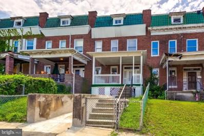 2805 Ulman Avenue, Baltimore, MD 21215 - #: MDBA519274