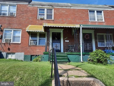 2460 Terra Firma Road, Baltimore, MD 21225 - #: MDBA519278