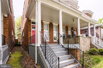 4666 Kernwood Avenue, Baltimore, MD 21212 - #: MDBA519316