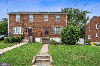 7720 Bagley Avenue, Baltimore, MD 21234 - #: MDBA519376