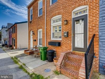 316 S Castle Street, Baltimore, MD 21231 - #: MDBA519486