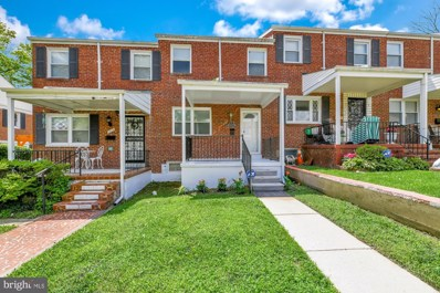 1827 Swansea Road, Baltimore, MD 21239 - #: MDBA519530