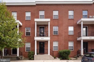 4623 Dillon Street, Baltimore, MD 21224 - #: MDBA519544
