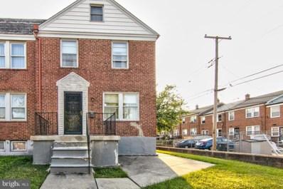 4101 Brendan Avenue, Baltimore, MD 21213 - #: MDBA519564