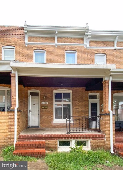 3038 Chesterfield Avenue, Baltimore, MD 21213 - #: MDBA519566