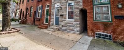 3133 Elliott Street, Baltimore, MD 21224 - #: MDBA519602