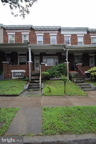 2237 W Lexington Street, Baltimore, MD 21223 - #: MDBA519616