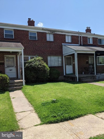 629 Queensgate Road, Baltimore, MD 21229 - #: MDBA519626