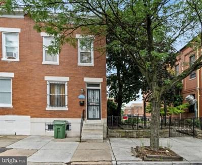 1538 N Gilmor Street, Baltimore, MD 21217 - #: MDBA519654