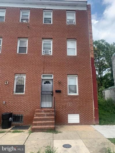 1812 McHenry Street, Baltimore, MD 21223 - #: MDBA519678