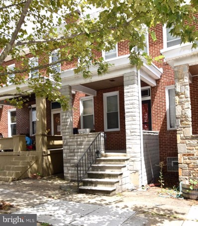 1603 Webster Street, Baltimore, MD 21230 - #: MDBA519690