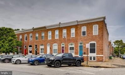 533 S Luzerne Avenue, Baltimore, MD 21224 - #: MDBA519694