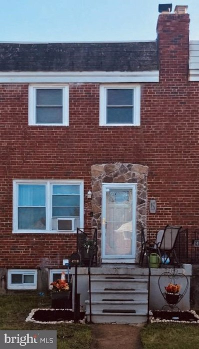 4713 Shamrock Avenue, Baltimore, MD 21206 - #: MDBA519782