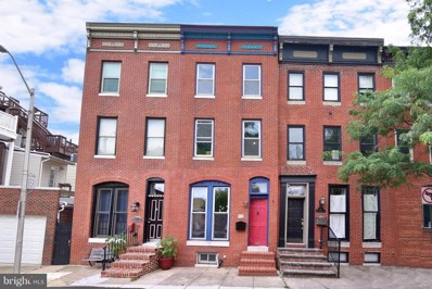 122 S Collington Avenue, Baltimore, MD 21231 - #: MDBA519808