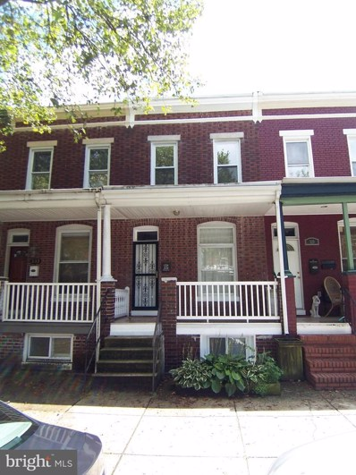 331 Whitridge Avenue, Baltimore, MD 21218 - #: MDBA519816