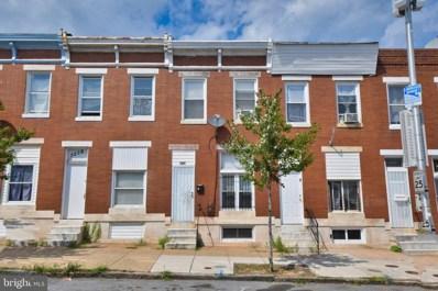 3030 E Monument Street, Baltimore, MD 21205 - #: MDBA519836