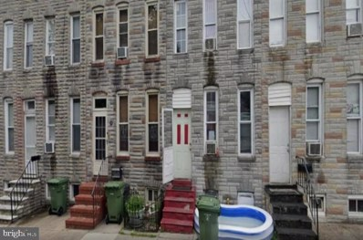316 S Woodyear Street, Baltimore, MD 21223 - #: MDBA519846