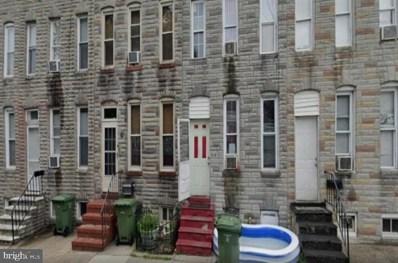 316 S Woodyear Street, Baltimore, MD 21223 - #: MDBA519846