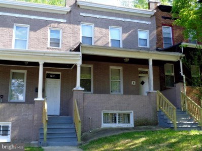 743 Springfield Avenue, Baltimore, MD 21212 - #: MDBA519854