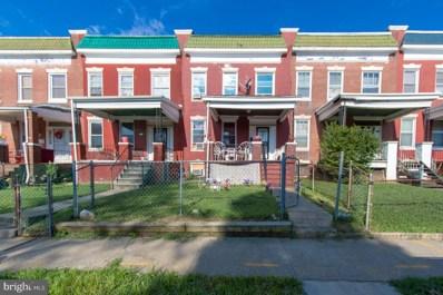 316 Mount Holly Street, Baltimore, MD 21229 - #: MDBA519860