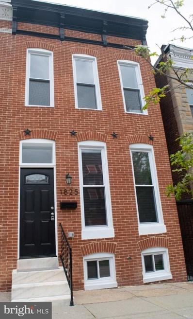 1825 N Bond Street, Baltimore, MD 21213 - #: MDBA519956