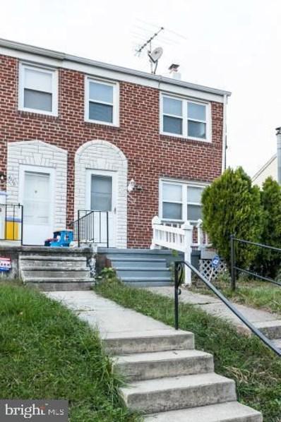 4134 Townsend Avenue, Baltimore, MD 21225 - #: MDBA519974