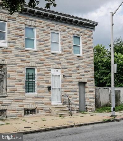 1730 Gorsuch Avenue, Baltimore, MD 21218 - #: MDBA520010