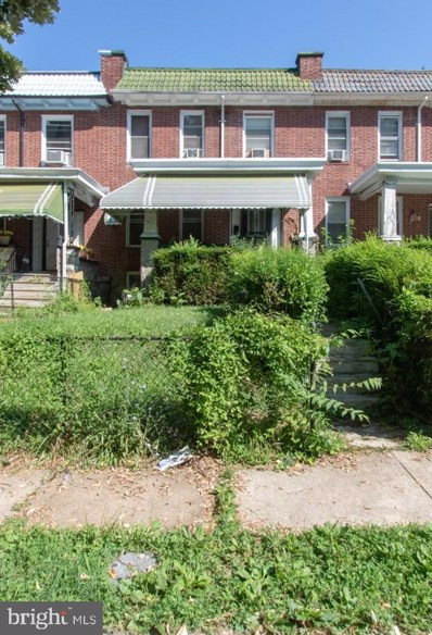 4012 Bonner Road, Baltimore, MD 21216 - #: MDBA520014