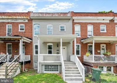 4026 Hayward Avenue, Baltimore, MD 21215 - #: MDBA520056