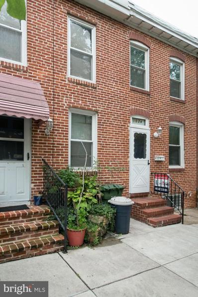 1524 Byrd Street, Baltimore, MD 21230 - #: MDBA520126