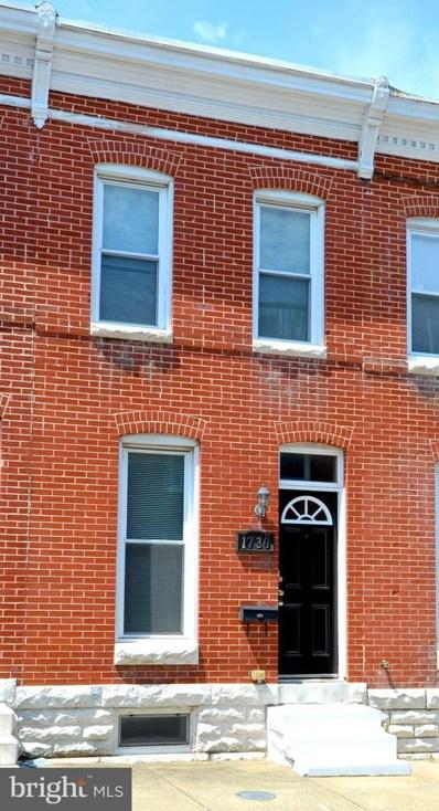 1730 Clarkson Street, Baltimore, MD 21230 - #: MDBA520128