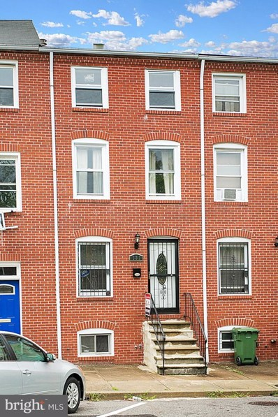 531 Mosher Street, Baltimore, MD 21217 - #: MDBA520256