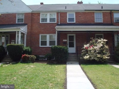 1425 Stonewood Road, Baltimore, MD 21239 - #: MDBA520264
