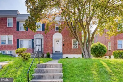 3557 Dudley Avenue, Baltimore, MD 21213 - #: MDBA520298
