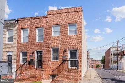 844 Reinhardt Street, Baltimore, MD 21230 - #: MDBA520340