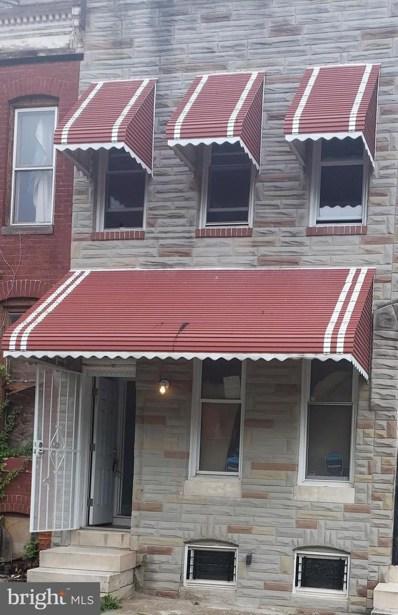 1817 N Bond Street, Baltimore, MD 21213 - #: MDBA520354