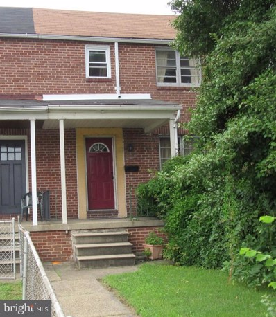 1502 Edison Highway, Baltimore, MD 21213 - #: MDBA520368