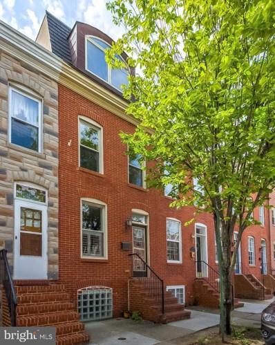 509 E Fort Avenue, Baltimore, MD 21230 - #: MDBA520428