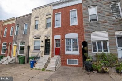 808 S Milton Avenue, Baltimore, MD 21224 - #: MDBA520496