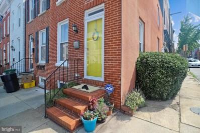 1313 Marshall Street, Baltimore, MD 21230 - #: MDBA520506
