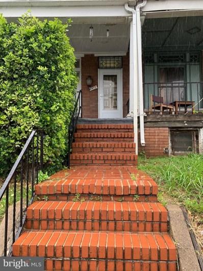 3044 Edmondson Avenue, Baltimore, MD 21223 - #: MDBA520534