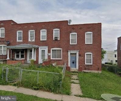 520 Bridgeview Road, Baltimore, MD 21225 - #: MDBA520580
